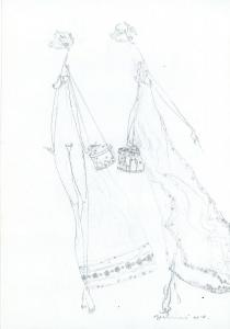 Fashion Sketch 4