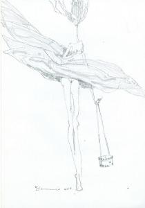 Fashion Sketch 5